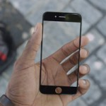 Сапфировая защита экрана iPhone 6 не выдержала испытания наждаком