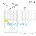 Apple получила патент на систему смены расположения иконок в зависимости от местоположения гаджета
