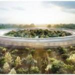Свежие снимки строительства новой штаб-квартиры Apple