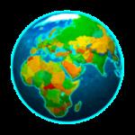 Earth 3D – интерактивный глобус (Мас)