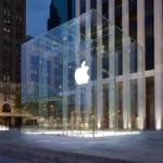 Apple запатентовала конструкцию «стеклянного куба» с 5-й авеню