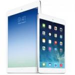 Началось производство новых планшетов iPad с антибликовым покрытием экрана