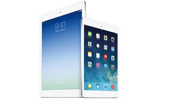 iPad с антибликовым покрытием экрана