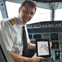 Gulf Air iPad