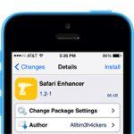Safari Enhancer – твик, улучшающий работу Safari для iOS