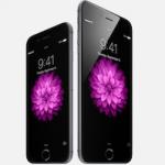 Цены на предзаказ iPhone 6 и iPhone 6 Plus в России