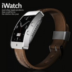 У часов iWatch будет изогнутый дисплей, NFC и беспроводная зарядка