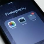 Как сделать папку в папке в iOS 8?