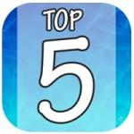 Тор-5: интересные игры для iOS. Выпуск №17
