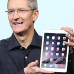По словам Тима Кука, Apple не беспокоит снижение продаж iPad