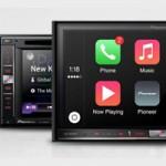 Автомагнитолы Pioneer получили поддержку CarPlay