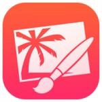 В App Store стал доступен Pixelmator для iPad