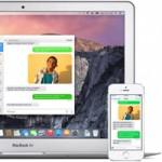 Как сделать, что бы SMS-сообщения с iPhone приходили на Mac