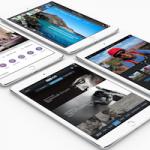 Apple представила iPad mini 3