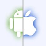Как выглядит iOS 8.1 в сравнении с Android 5.0 Lollipop