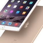 iPad Air 2 может оказаться в дефиците из-за дисплея