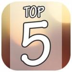 Тор-5: интересные игры для iOS. Выпуск №18