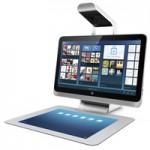 HP представила моноблок без клавиатуры и мыши