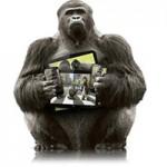 Corning представила стекло Gorilla Glass 4, которое не боится падений на асфальт