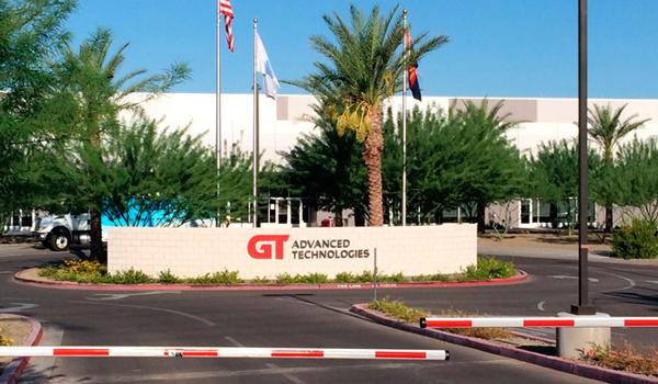 GT Advanced