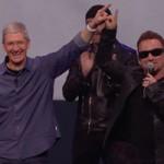 Боно рассказал о своей работе со Стивом Джобсом