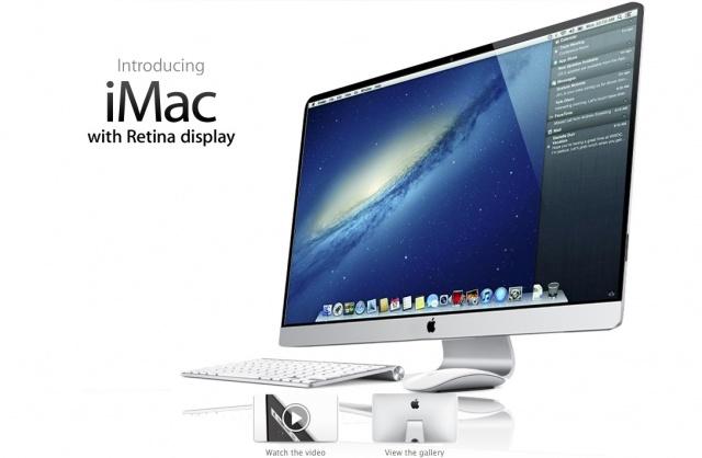 Apple предупредила о задержках поставок iMac Retina 5K