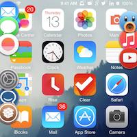 AppHeads – новый взгляд на многозадачность в iOS