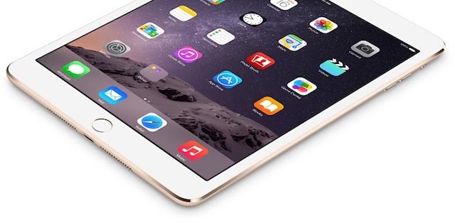 После обновления на iOS 8.1.1 на iPad освобождается 500 МБ памяти