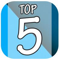 Тор-5: интересные игры для iOS. Выпуск №19