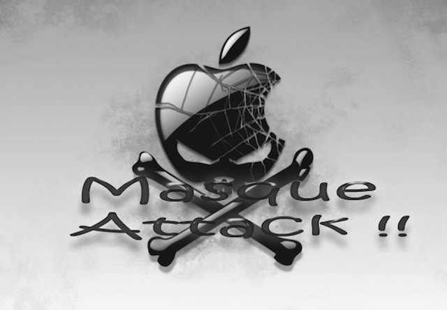 Заявление Apple об уязвимости Masque Attack