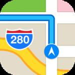 Apple заменила на iCloud.com карты Google на Apple Maps