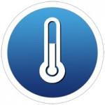 Temps: минималистичный погодный информер для OS X