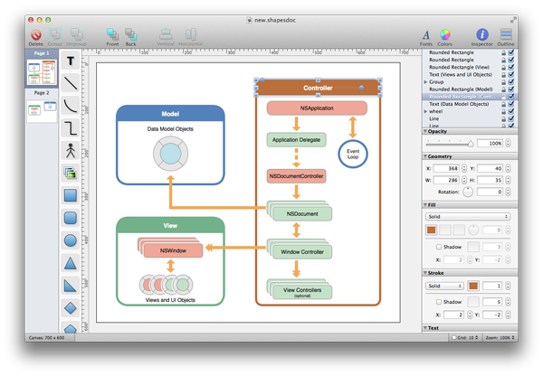 Flowchart Types and Flowchart Uses  SmartDraw