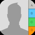 Концепт Адресной книги для iOS 9