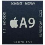 Основную часть заказов на чип Apple A9 получила компания Samsung