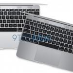 Как будет выглядеть 12-дюймовый MacBook Air с Retina-дисплеем