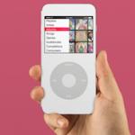 Концепт чехла, превращающего iPhone 6 в iPod Classic