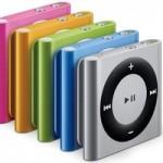 Начались перебои с поставками iPod shuffle