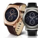 LG анонсировала премиальные умные часы