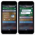 Концепт нового Центра уведомлений в iOS
