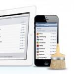 Как очистить память в iPhone или iPad?