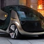 Автомобиль Apple разрабатывается в городе Саннивейл
