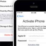Как обойти блокировку активации iPhone?