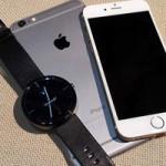 Часы на Android Wear пока не смогут работать с гаджетами на iOS. Выход приложения отложен