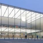 Apple запатентовала внешний вид одного из Apple Store в Китае