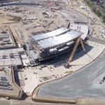 Новый видеорепортаж со стройплощадки Apple Campus 2. Строительство продолжается