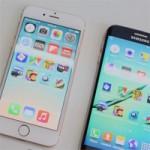iPhone 6 против Samsung Galaxy S6 Edge. Сравнение скорости работы