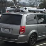 В Ганновере замечен поддельный автомобиль Apple