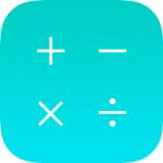 Zerro Calc — простой, но функциональный калькулятор для iPhone