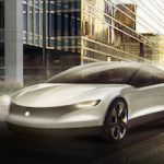 Концепт электромобиля Apple